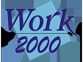 Logo WORK 2000